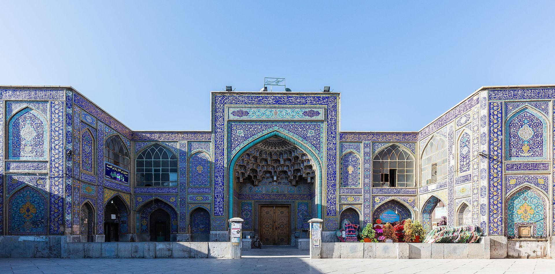 زیباترین مساجد ایران+تصاویر