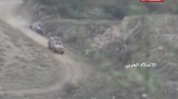 غافلگیری نظامیان سعودی توسط رزمندگان یمنی +فیلم