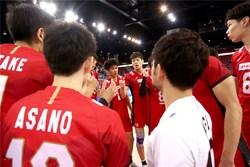 تیم ملی والیبال ایران – ژاپن/ سامورایی ها زیر تیغ مردان بلند پرواز ایران