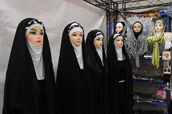 باشگاه خبرنگاران -تولید چادر مشکی در ایران، تنها ۱۰ درصد مصرف کشور را تأمین میکند