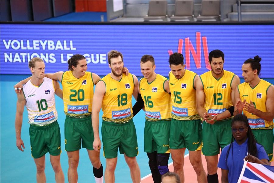 ایران 1 - 0 استرالیا/ گزارش لحظه به لحظه دیدار والیبال ایران و استرالیا