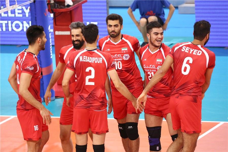 ایران 3 – استرالیا صفر/طلاییپوشان مغلوب بلندقامتان والیبال ایران شدند