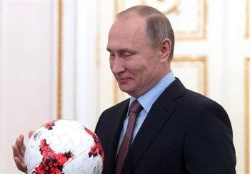 ۱۸ روز تا جام جهانی روسیه / پوتین قهرمان جام جهانی ۲۰۱۸ را پیشبینی کرد/آزمون در بین ستارههای جوان جامجهانی ۲۰۱۸