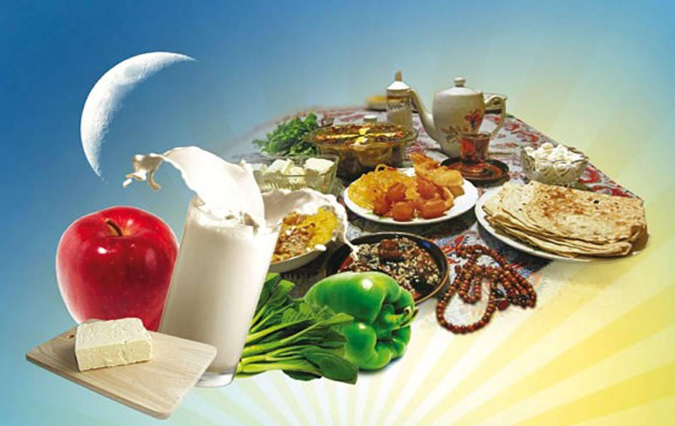 توصیه هایی برای رفع تشنگی در ماه رمضان/ بلایی که زولبیا و بامیه بر سرتان می آورد