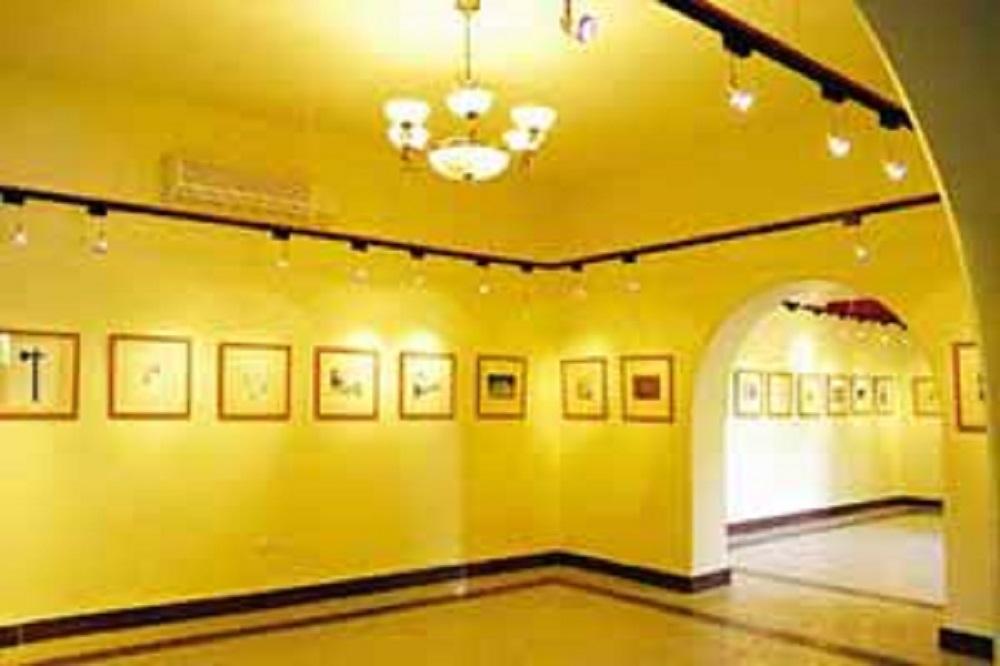 باشگاه خبرنگاران -برپایی نمایشگاه «آفرینش»در موزه فلسطین