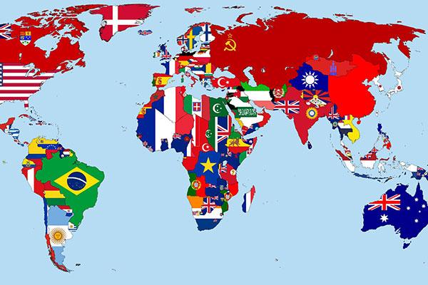 کدام کشورها دو پایتخت دارند؟