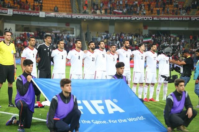 بررسی عملکرد نفر به نفر تیم ملی در دیدار با ترکیه