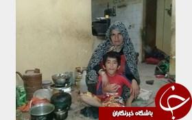 روایت تلخ زندگی یک زن که تصویری از غذای خانهاش حاشیه ساز شد+ تصاویر