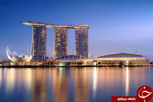 10 مورد از بهترین مکان های دیدنی سنگاپور+تصاویر