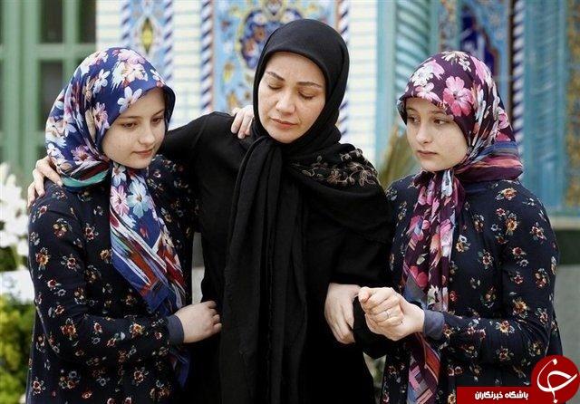 بازیگر نقش فهیمه در سریال پایتخت کیست؟+ بیوگرافی و عکس