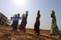باشگاه خبرنگاران - بحران بی سابقه آب در هند + فیلم