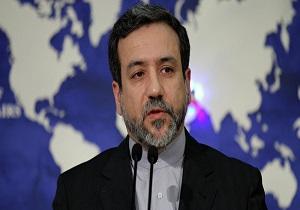 عراقچی: برجام در آیسییو است/ خروج آمریکا از توافق هستهای ایران تنها بازی پلیس بد و پلیس خوب است