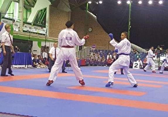 باشگاه خبرنگاران -مسابقات کاراته جام قدس در ارومیه به کار خود پایان داد