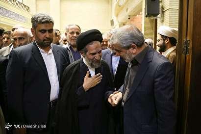 باشگاه خبرنگاران -مراسم چهلمین روز درگذشت مرحوم علیزاده