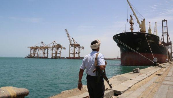 درخواست آمریکا از عربستان برای نظارت بین المللی بر بندر الحدیده یمن