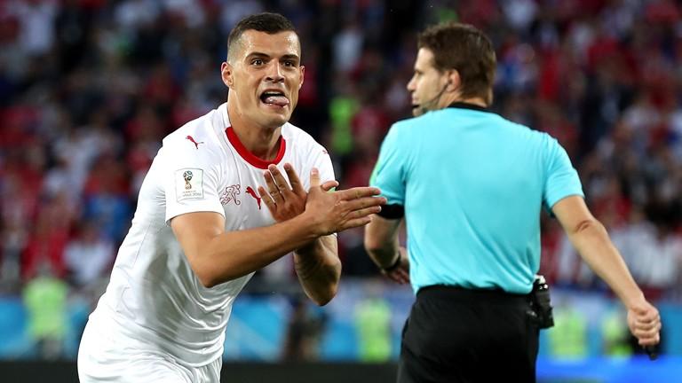 نتیجه لحظه به لحظه/سوئیس 1 - صربستان 1
