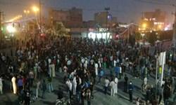 دیشب در خرمشهر چه گذشت؟+ تصاویر