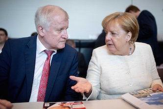 استعفای وزیر کشور آلمان