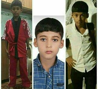 ماجرای ربوده شدن  کودک 10 ساله هرمزگانی جلوی درب خانه + تصاویر