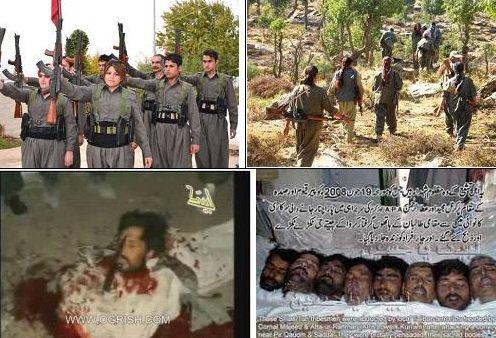 وقتی داعشیهای وطنی سر یک ایرانی را با مته سوراخ و با آهن گداخته سوزاندند!+عکس