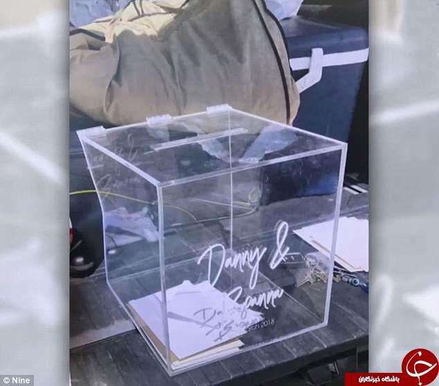 سارقی که 3700 دلار از یک عروسی دزدیده بود سرانجام به دام پلیس افتاد +تصاویر