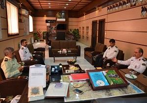 تجهیز خودروهای پلیس راه به سامانه های کنترلی و نظارتی