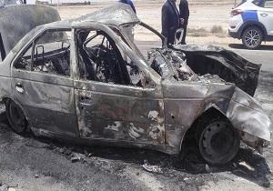 جان باختن یک نفر براثر تصادف در خرمشهر
