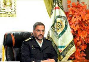 سارق کیف قاپ دردام پلیس آمل
