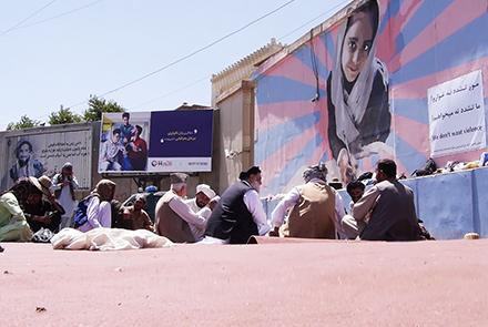 کاروان مردمی صلح خواهی نشست بزرگی را با علما برگزار می کند