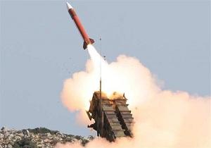 حمله موشکی به پایگاه نظامی عربستان