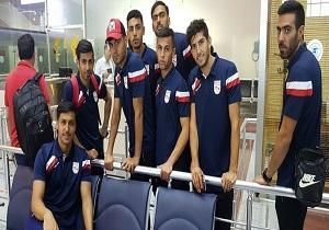 عزیمت تیم فوتبال تراکتورسازی به ترکیه