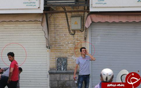 اغتشاشگران بازار تهران را شناسایی کنید + تصاویر