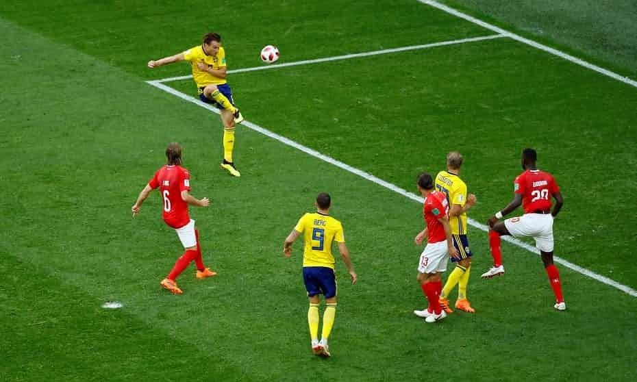 گزارش لحظه به لحظه/ سوئد صفر - سوئیس صفر