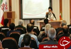 انقلاب اسلامی آمریکا را به زانو در آورده است+عکس