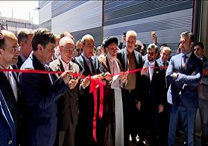 افتتاح کارخانه تولید آبمیوه در بستان آباد