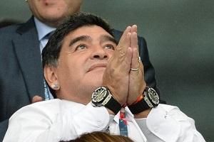 اظهارات جالب مارادونا درباره ستاره تیم ملی برزیل
