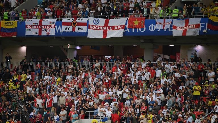 انگلیس ۰ - ۰ کلمبیا / گزارش لحظه به لحظه