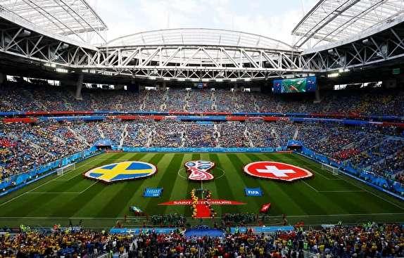 خلاصه و نتیجه دیدار سوئد-سوئیس
