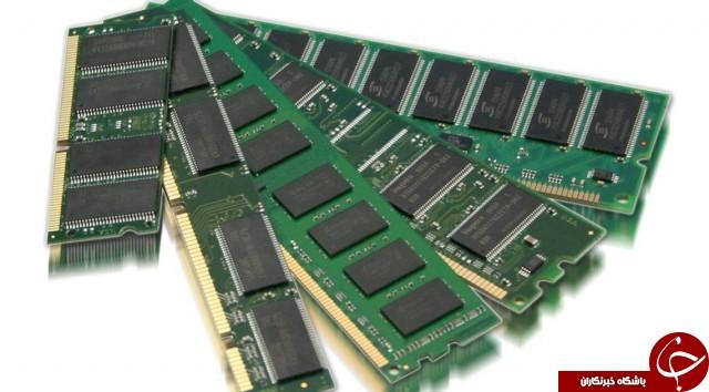 کامپیوتر شما به چه میزان حافظه رم RAM نیاز دارد؟