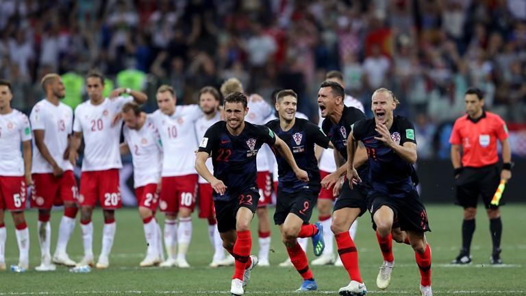 ۸ تیم نهایی جام جهانی روسیه مشخص شدند