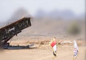 یگان موشکی یمن از سکوهای زیرزمینی پرتاب موشک بالستیک رونمایی کرد+ فیلم