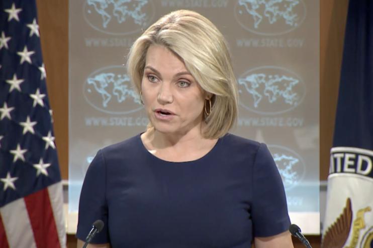 نائورت: سیاست ما در قبال کره شمالی تغییر نکرده است