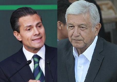 رئیس جمهور منتخب مکزیک با رئیس جمهور فعلی این کشور دیدار کرد