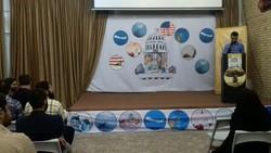 برگزاری شب شعر طنز انقلاب اسلامی در مشهد