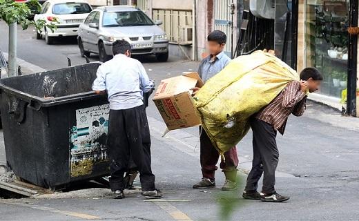 روایت یک روز گردش با زبالهگردها