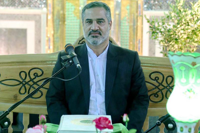 تلاوت مجلسی آیات ۱-۱۰ سوره مجادله باصدای احمد ابوالقاسمی