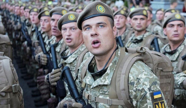 اوکراین شمار نظامیان خود در افغانستان را افزایش می دهد