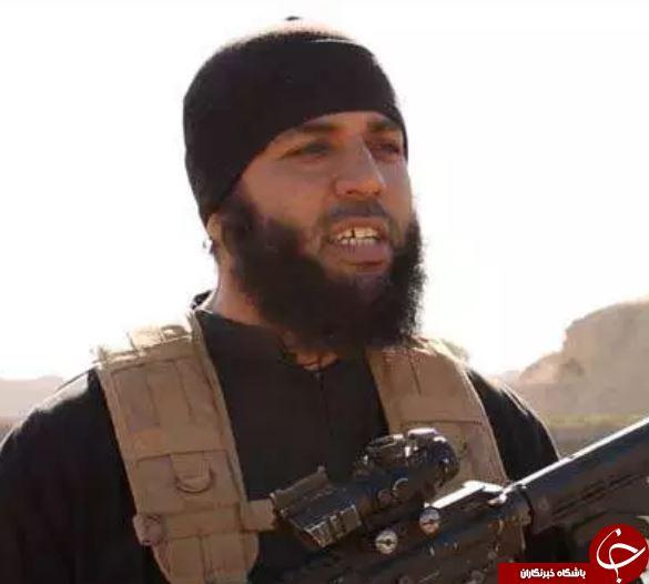 هلاکت معروفترین جلاد داعش که قربانیان خود را می سوزاند+تصاویر