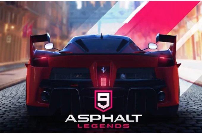 نسخه بتای عنوان Asphalt 9: Legends در دسترس کاربران قرار گرفت +فیلم