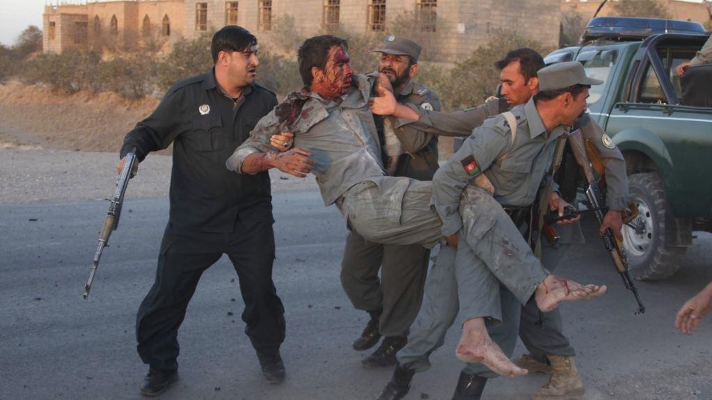 کشته شدن 6 سرباز پلیس در حمله طالبان به ولسوالی سروبی کابل